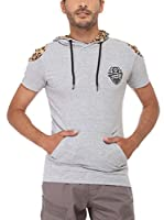 Rivaldi Camiseta Manga Corta Modulo (Gris)