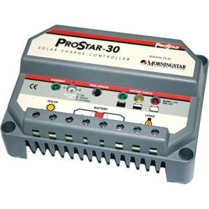 Morningstar PS-30 ProStar 30 Charge Controller 30A 12/24V (300 Amp Electrical Panel compare prices)