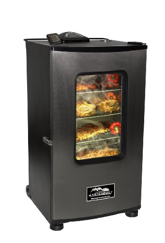 Masterbuilt Old Generation 30-Inch Electric Smokehouse Smoker with Window and RF Controller
