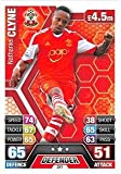 Match Attax 2013/2014 - Southampton F.C- #241 Nathaniel Clyne Base Card