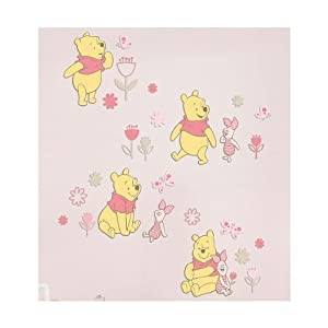 Winnie the pooh crib bedding sweet as hunny baby bedding and accessories - Cute winnie the pooh baby furniture collection ...