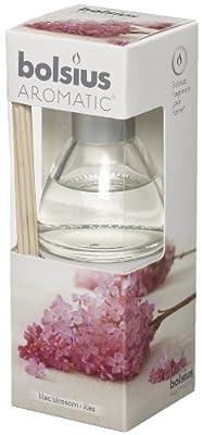 Ivyline Bolsius 45 Ml Reed Diffuser 1 Box Lilac Blossom by Ivyline