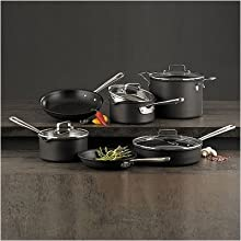 Emeril Hard Anodized Nonstick 10-Piece Cookware Set