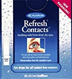 REFRESH CONTACTS UNIT VIALS 0.4ML 20