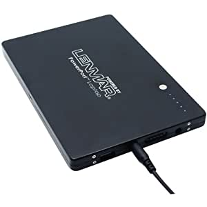 Lenmar PowerPort External Notebook and Laptop Battery Backup Charger with Adapters