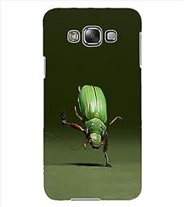 ColourCraft Funny Creature Design Back Case Cover for SAMSUNG GALAXY GRAND MAX G720