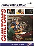 Chilton 8851 Tss Engine Code Manual