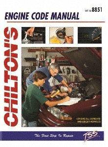 Chilton 8851 Tss Engine Code Manual (1970 Dodge Challenger Chilton compare prices)