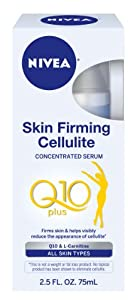 Nivea Q10 Skin Firming Cellulite Serum, 2.5-Ounce Tube