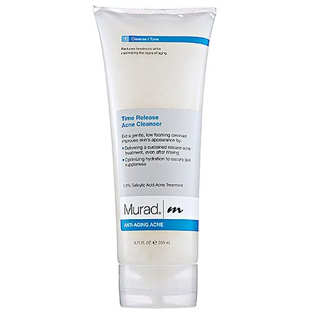 Murad Time Release Acne Cleanser Facial Treatment Products
