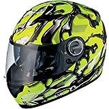 Scorpion EXO-500 Oil Helmet - Large/Neon Yellow