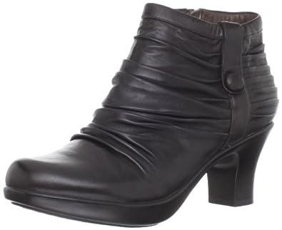 dansko s buffy ankle boot brown 36