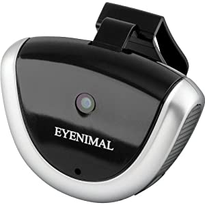 Dogtek Eyenimal Digital Videocam for Pets,4 GB memory