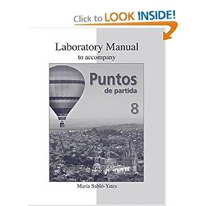 Downloads Laboratory Manual to accompany Puntos de partida: An Invitation to Spanish ebook