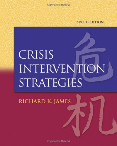 Crisis Intervention Strategies, 6th Edition