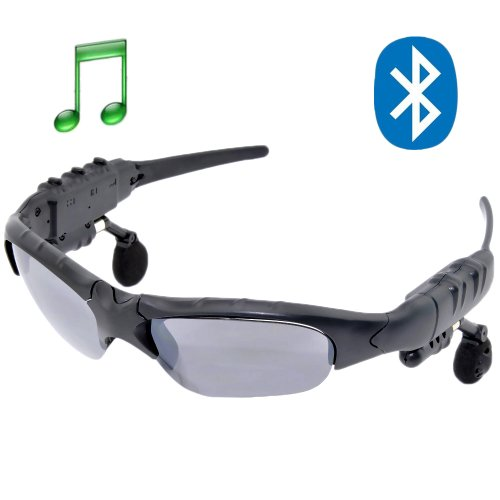 Victsing Bluetooth Sunglasses Headset For Samsung Galaxy Note 2 S3 S4 Htc One M7 Sony L36H
