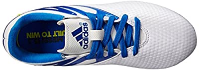 adidas Performance Messi 15.3 FG AG J Soccer Shoe (Little Kid/Big Kid)