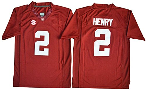 Generic Youth Derrick Henry 2 Alabama Crimson Tide College Football Limited Jersey (College Football Alabama compare prices)