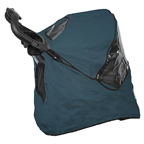 Pet Gear Weather Cover for Happy Trails Pet Stroller, Cobalt Blue