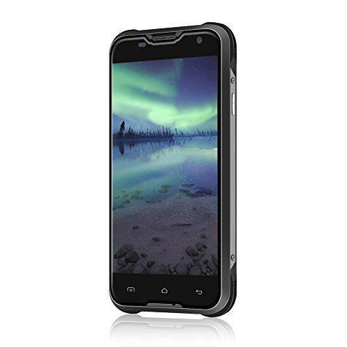 """Blackview BV5000 IP67 Smartphone MTK6735P 5.0"""" IPS écran 1.0 GHz 64 bits Android 5.1 OS Quad Core 2 GB RAM 16GB ROM étanche antipoussière antichoc robuste 5MP 13МP double caméras OTG"""