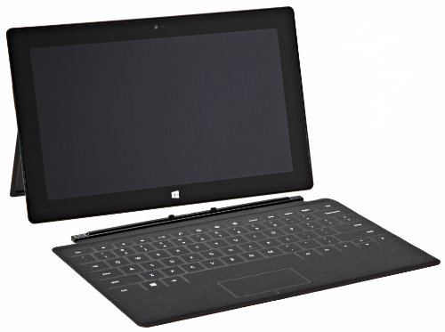 Microsoft Surface (32GB  Black Touch Cover) 
