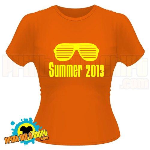 Summer tour 2013 sunglasses hen t shirt