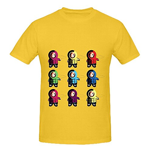 marillion-anoraknophobia-tour-roll-mens-crew-neck-custom-tee-shirts-yellow
