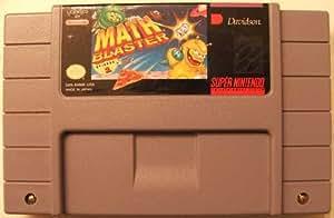 Math Blaster - Nintendo Super NES