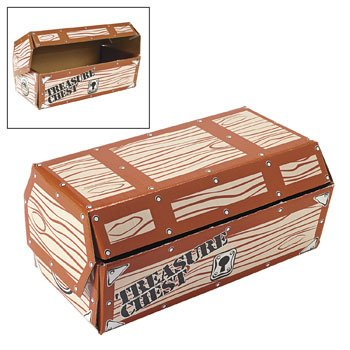 Treasure Chest Box - Awards & Incentives & Assortments - 1