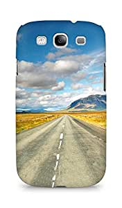 Amez designer printed 3d premium high quality back case cover for Samsung Galaxy S3 Neo (Amazing Clouds)