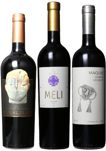 90 Point Wines From South America Mixed Pack, 3 X 750 Ml