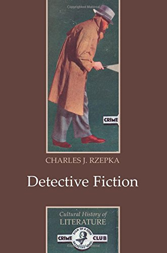 Detective Fiction (Polity Cultural History of Literature)