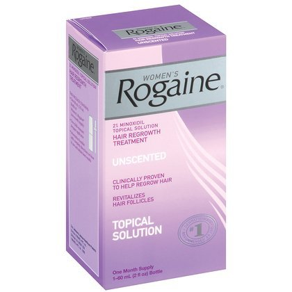Women's Rogaine Hair Regrowth Treatment Solution-1 Month Supply (Quantity of 1)