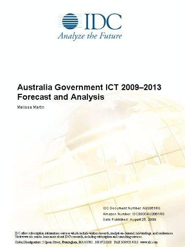 Australia Government ICT 2009-2013 Forecast and