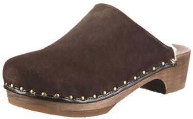 Berkemann Schuhe: Berkemann Alpen Toeffler 00418 Damen Clogs
