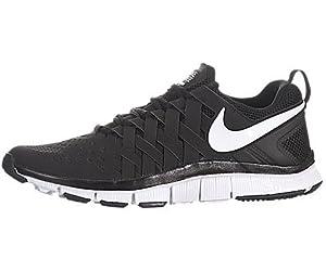 Nike 579809 Men's Free Trainer 5.0 - Black/White from Nike