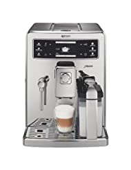 Buy Philips Saeco RI9946 47 Xelsis Digital ID Automatic Espresso Machine, Stainless Steel by Saeco
