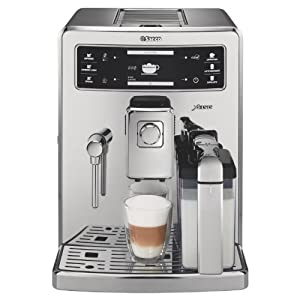 Amazon.com: Philips Saeco RI9946/47 Xelsis Digital ID Automatic Espresso Machine, Stainless ...