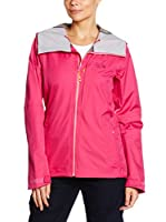 Mountain Hardwear Chaqueta Soft Shell Straight Chuter (Fucsia)