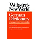 Webster's New World German Dictionary: German/English English/German ~ Peter Terrel