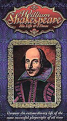 William Shakespeare - His Life & Times [VHS]