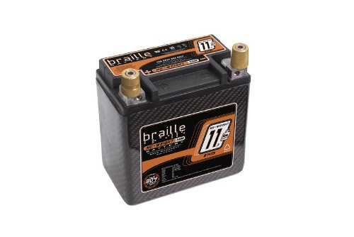 Braille Battery B14115C Carbon Fiber Lightweight Racing Battery