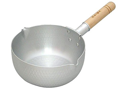 谷口金属 和の職人 深型 ゆきひら鍋 20cm 日本製