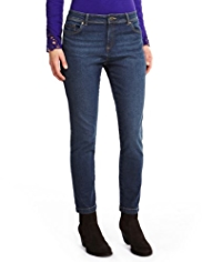 Indigo Collection Skinny Fit Denim Jeans