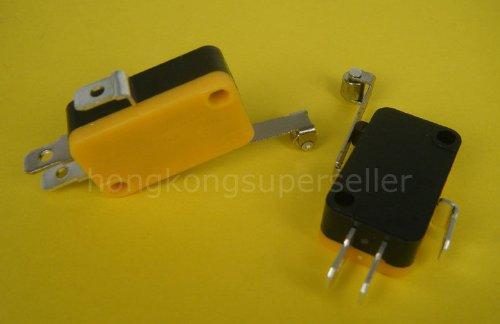 Hot Sale!!! Bargain Price!!! 50,Roller Ball Stepper Motor Sensor Limit Switch,Kwl R In Business