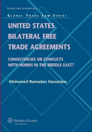 United States Bilateral Free Trade Agreements: