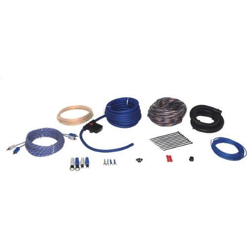Power Acoustik Product-Power Acoustik Akit-4 Amplifier Wiring Kit (4-Gauge)