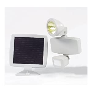 Scribble Solar Security Light