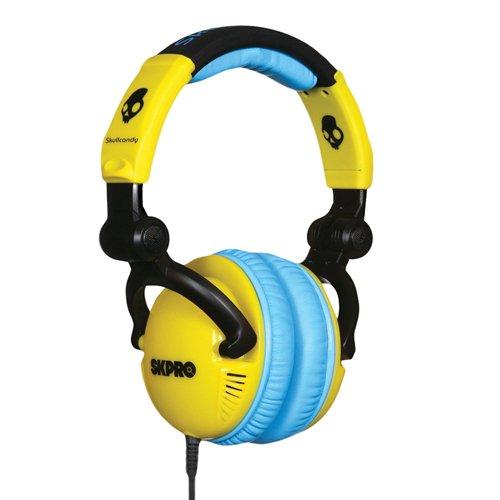 Skullcandy SK Pro yellowの写真01。おしゃれなヘッドホンをおすすめ-HEADMAN(ヘッドマン)-