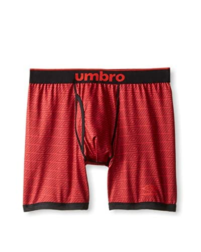 Umbro Men's Geo Diamond Boxer Brief